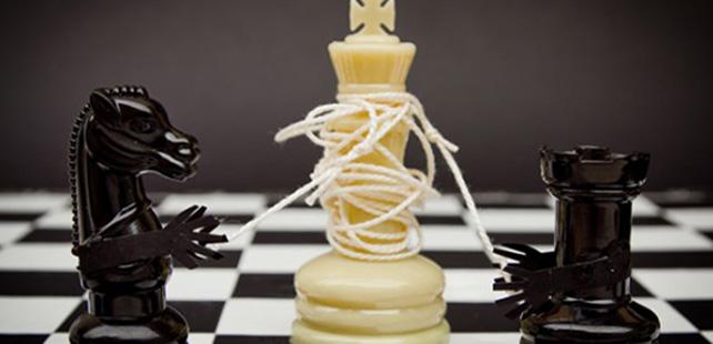 Международный день шахмат. 20 июля. Борьба на доске