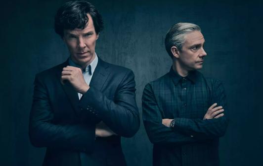 В Шерлоке появился неожиданный персонаж