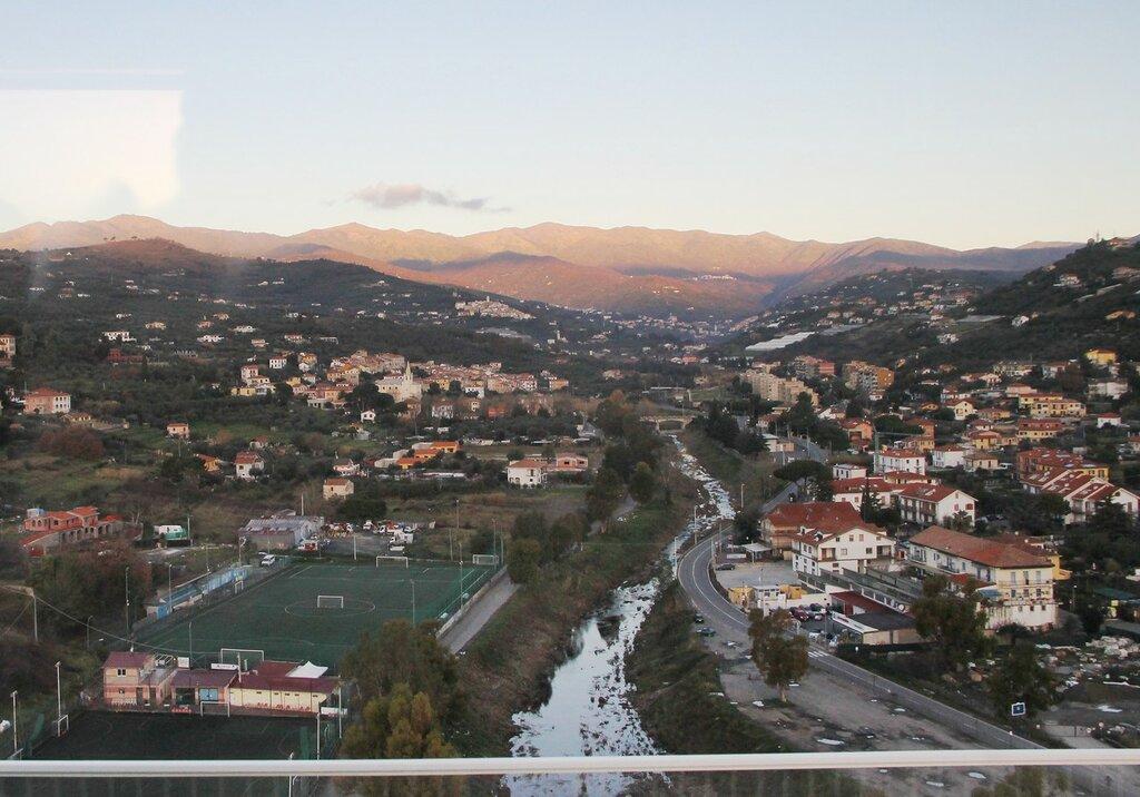 Southern Liguria landscapes