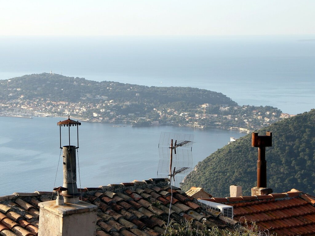 Eze, medieval town
