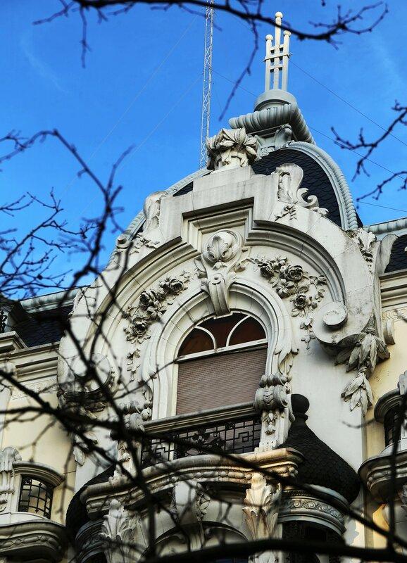 Мадрид. Дом Гальярдо (Casa Gallardo)