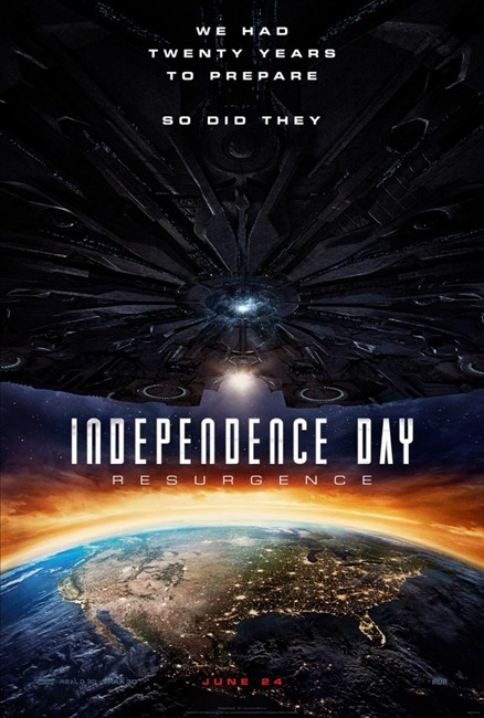 ����� ���� �������������: ����������� / Independence Day: Resurgence...