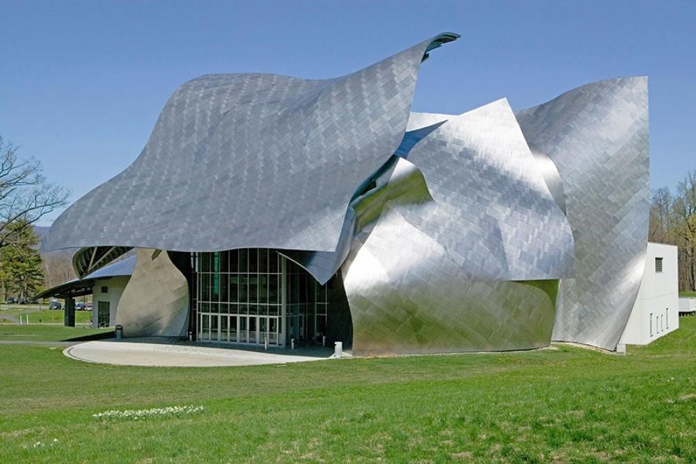 © architecturaldigest.com   Биомузей, Панама