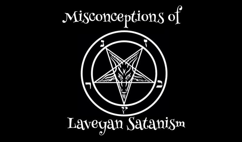 Вопреки распространённому мнению, не все сатанисты поклоняются сатане или другим злым духам. Сатаниз