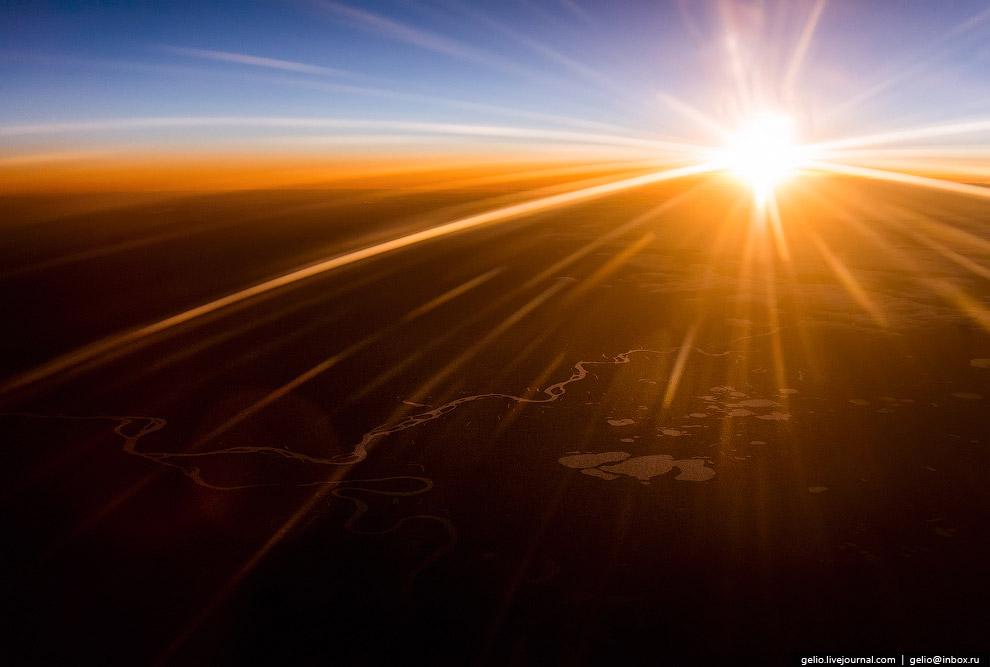 15. 5 утра моего второго 11-го июля. Посадка на Аляске в международном аэропорту Анкориджа. В э