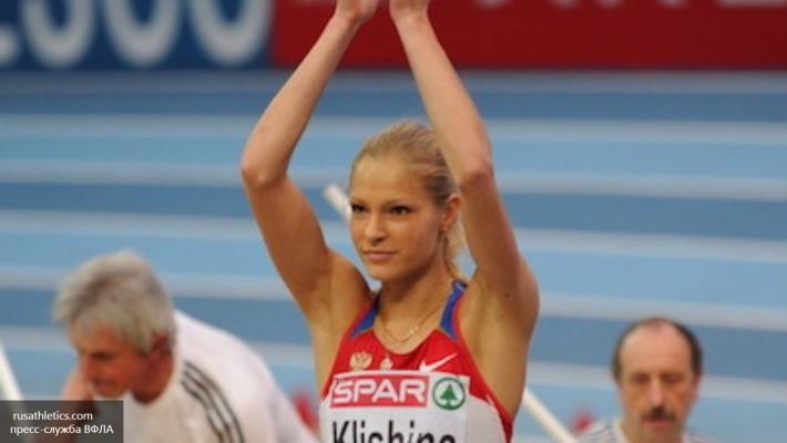Единственную легкоатлетку из РФ отстранили отОлимпиады вРио