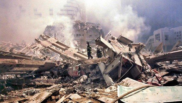 ВНью-Йорке память жертв терактов 11сентября почтят 6-ю минутами молчания