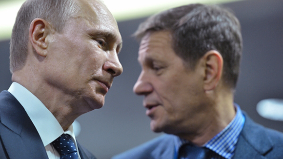 Жуков неслышал онамерении Исинбаевой возглавить Олимпийский комитетРФ