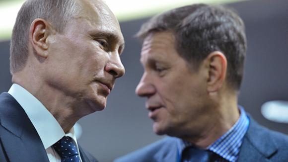 Александр Жуков уйдет споста президента Олимпийского комитета РФ