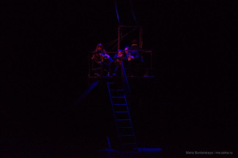 Мастер и Маргарита, Саратов, театр оперы и балета, 06 октября 2016 года