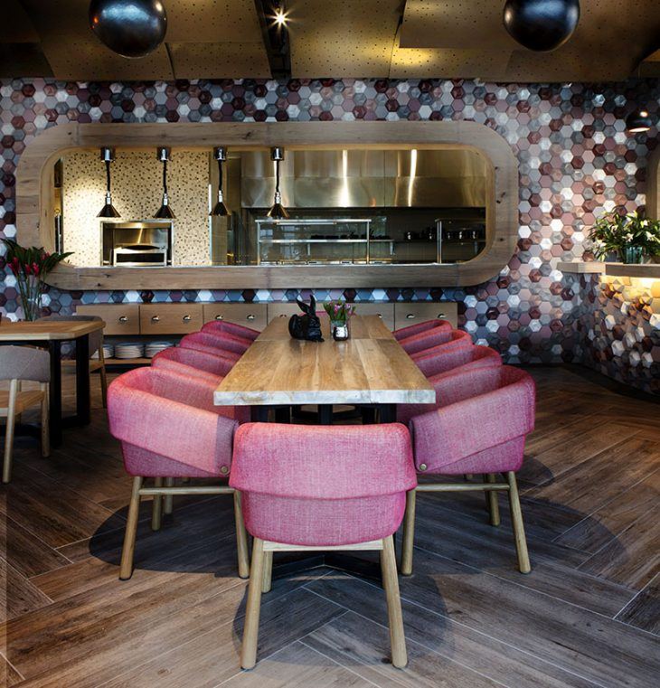 Cafe Melba by Emma Maxwell Design