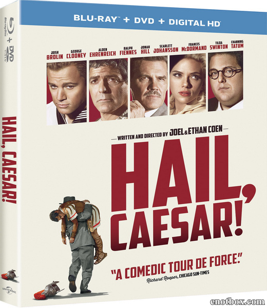 Да здравствует Цезарь! / Hail, Caesar! (2016/BDRip/HDRip)