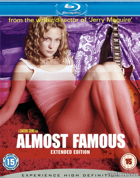 Почти знаменит / Almost Famous (2000/BDRip/HDRip)