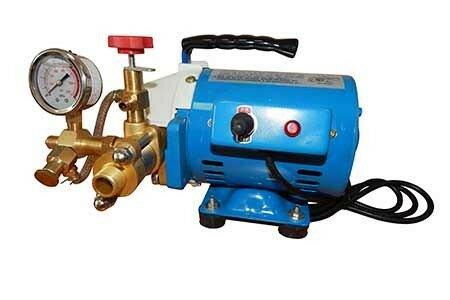 Электрические насосы для опрессовки системы отопления