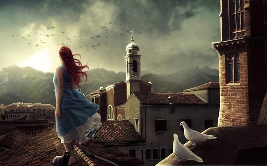 Photo Manipulations by Masoumeh Tavakoli