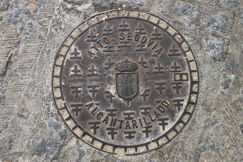 Люк в Сеговии, Испания (Hatch in Segovia, Spain)