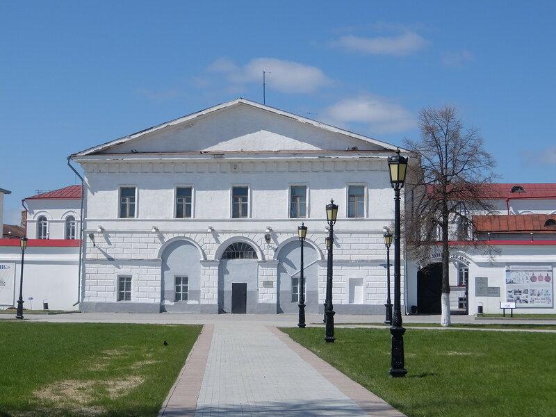 Тобольский Кремль - Тюремный замок