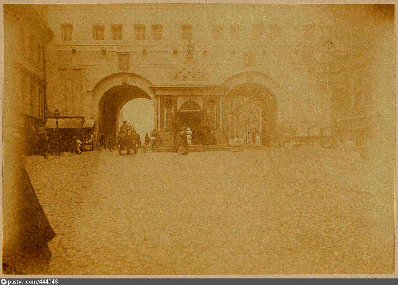 745. Иверские ворота