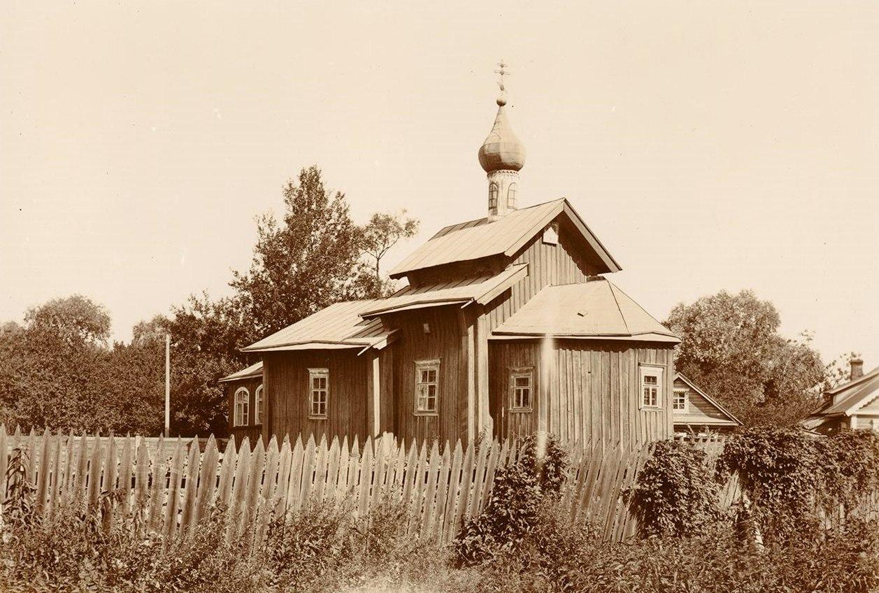Церковь Владимирской иконы Богоматери