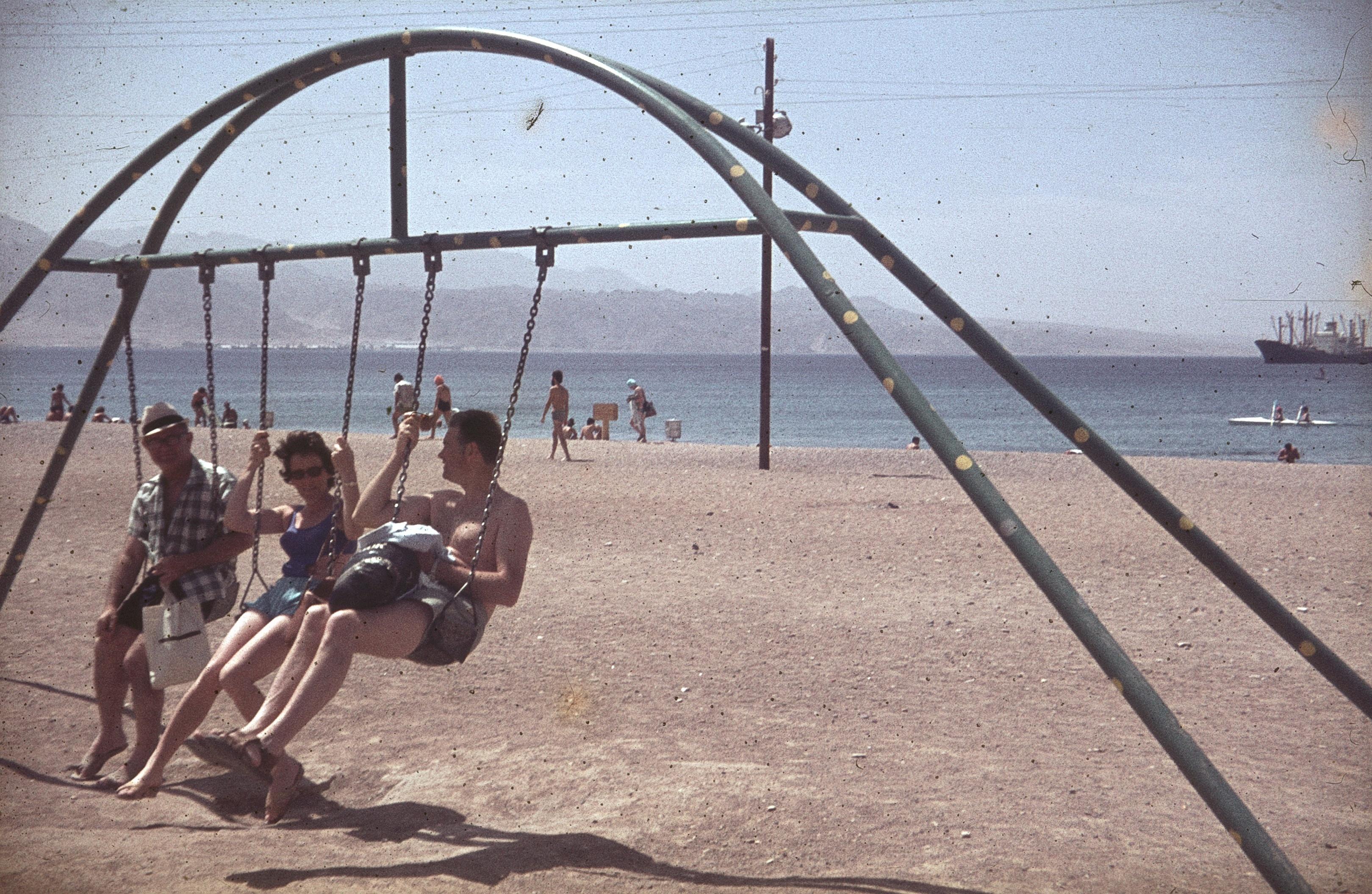 Эйлат. Пляж