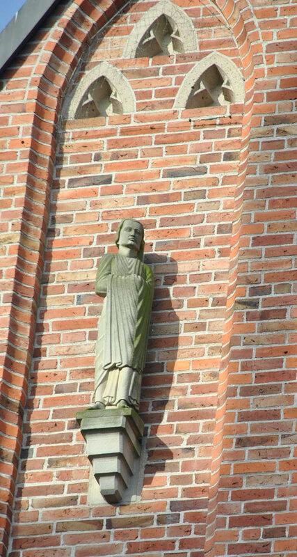 Евангелическо-лютеранская церковь Ludgerikirche, Норден, Германия