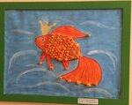 Зубарь Надежда Михайловна (рук. Тимошина Елена Владимировна) - Золотая рыбка