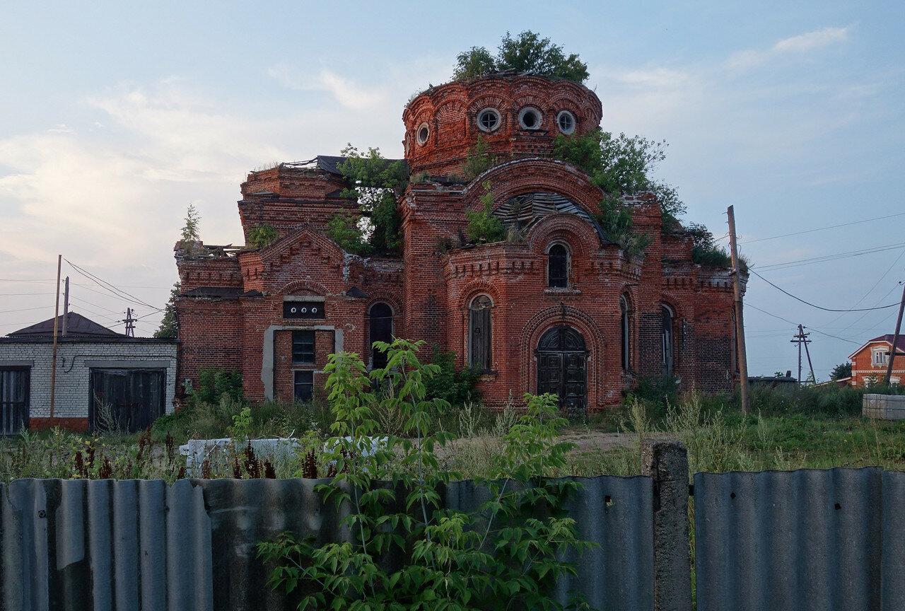 храм Успения