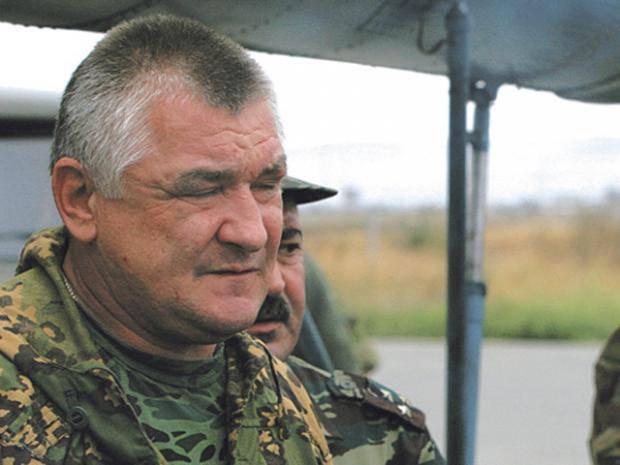"""В Чечне погиб """"альфовець"""", который командовал операцией в """"Норд-Ост"""""""