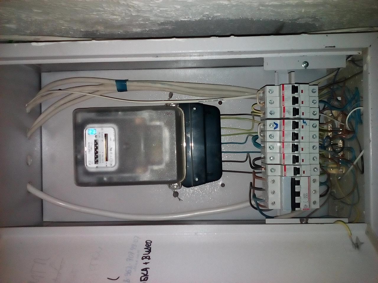 Срочный вызов электрика аварийной службы в ювелирный магазин после полного отключения электроснабжения