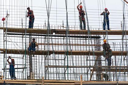 В России каждый 5-й стройпроект Турции реализован