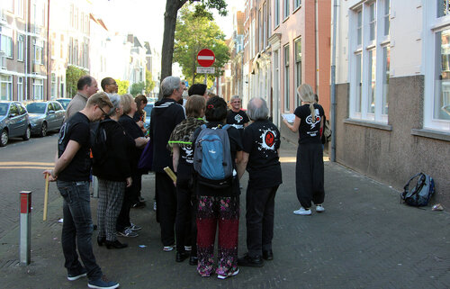 Осенний фестиваль, 23 октября 2016 г. в Гааге, Нидерланды
