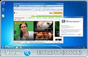 Windows 7 Professional SP1 x86 MoverSoft v.09.2016