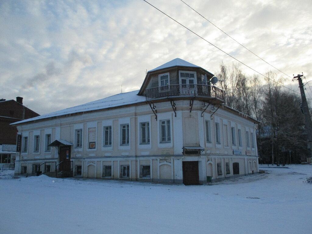 Гостиница города Чухломы