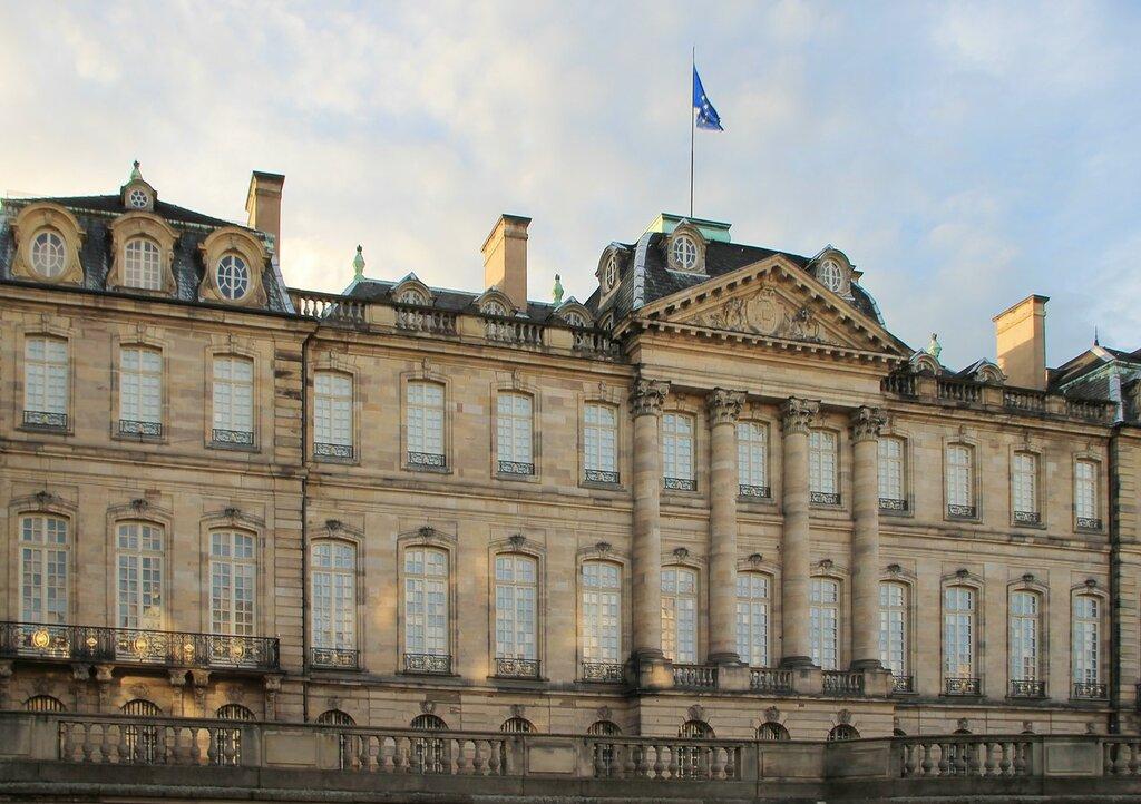 Страсбург. Дворец Рогана (Palais Rohan)