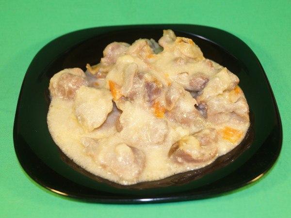 Как приготовить куриные желудки вкусно пошагово