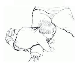Меняйте положения ребенка