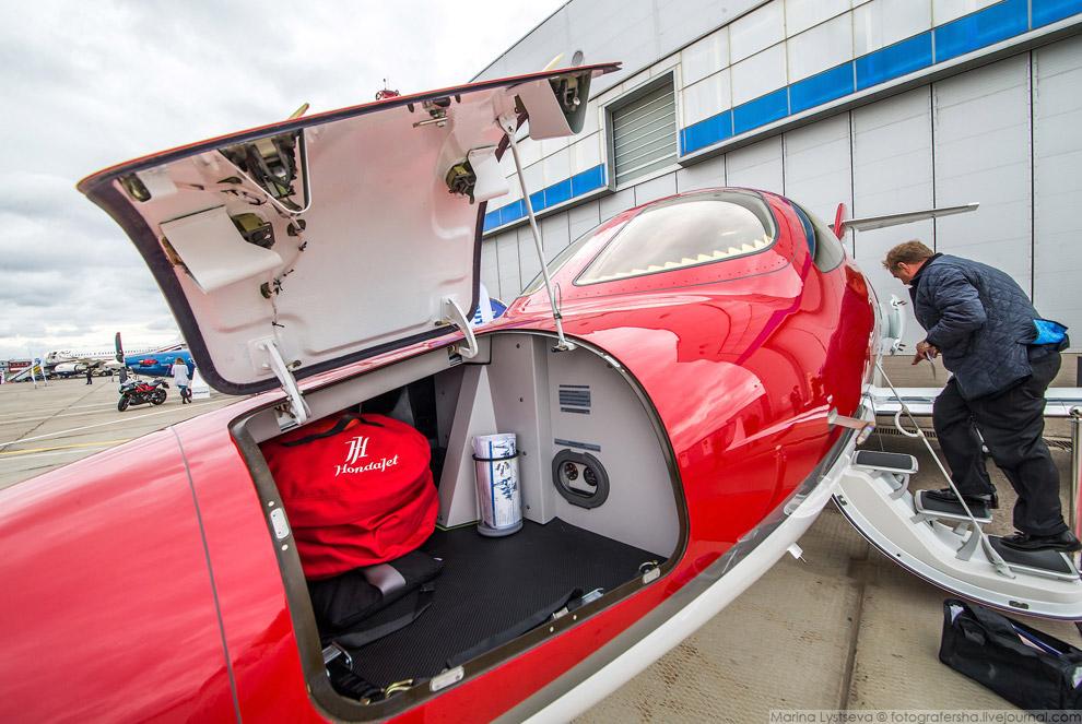 6. HondaJet будет стоить примерно $4,5 млн.