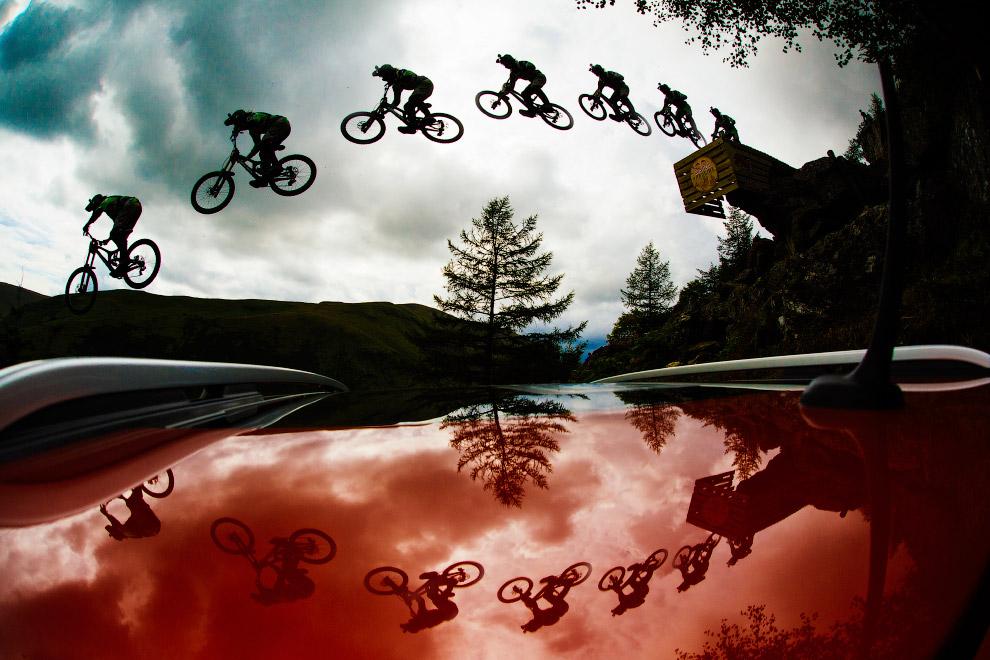 4. Воздушные гонки — очень эффектно. (Фото Dan Vojtech | Red Bull):