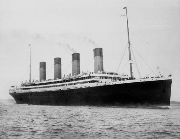 «Олимпик», 1911 год  Девушка продолжила работу в компании и 10 апреля 1912 года вместе с друг