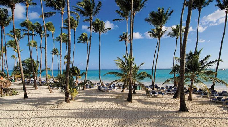 14. Баваро-Бич, Пунта-Кана, Доминиканская Республика . Лучшее время для посещения: круглый год.