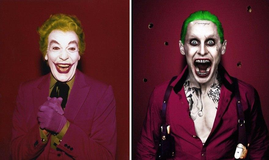 Как эволюционировали персонажи супергеройских фильмов за время своего существования