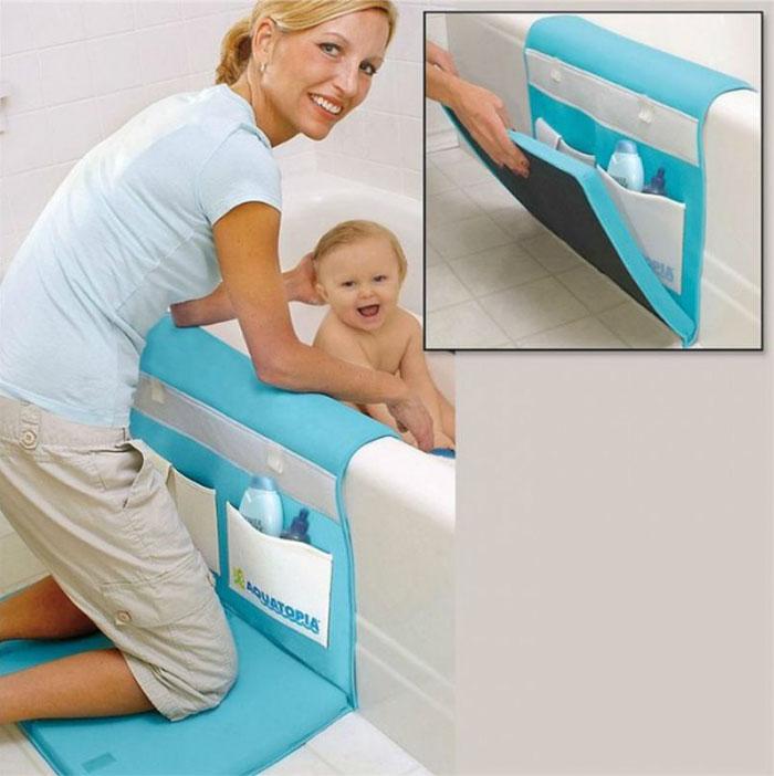 Безопасный коврик для ванной Aquatopia Deluxe.