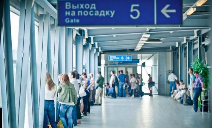 Вылет рейса «Новосибирск— Москва» задержали из-за трещины влобовом стекле