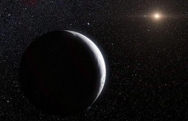 L91: планета соборотом вокруг Солнца в20 000 лет