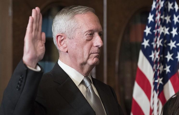 Сенат утвердил «Бешеного пса» надолжность руководителя Пентагона