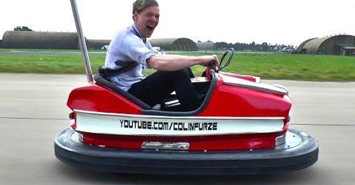 Легендарный Стиг изTop Gear установил мегарекорд— Онвернулся
