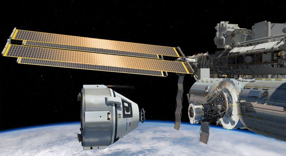 Boeing показала проект своей окололунной станции