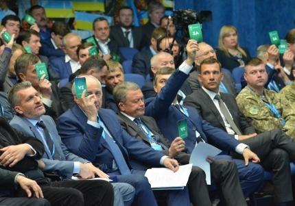 Украинский форвард стал членом исполкома ФФУ— Зозуля заменит Тимощука
