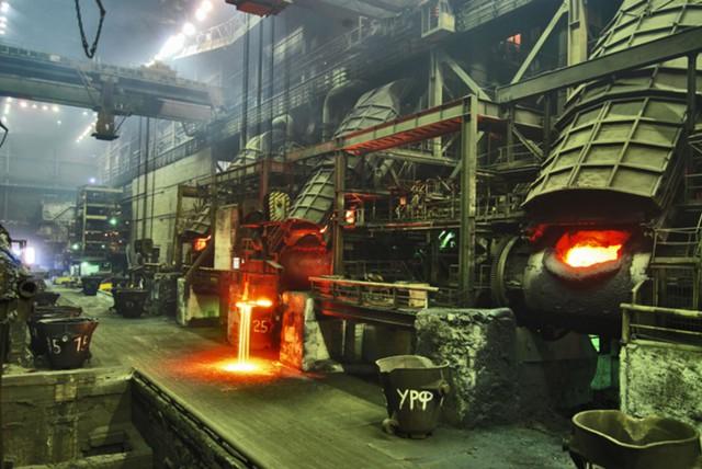Промышленное производство в РФ вIквартале года выросло на0,1%