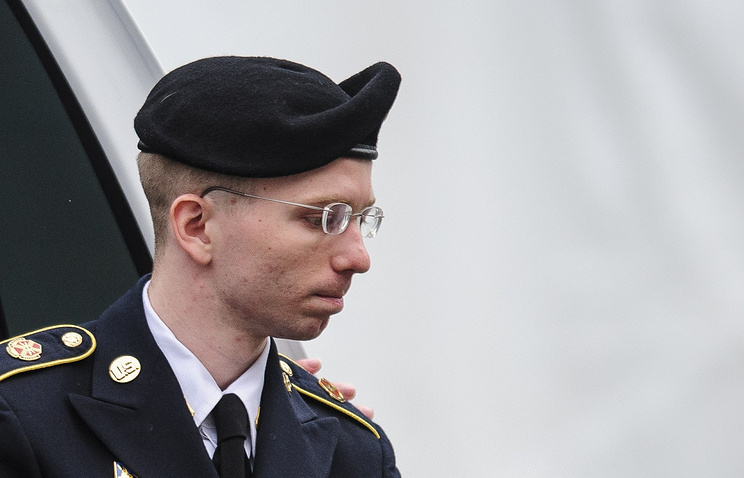 После выхода насвободу Мэннинг останется наслужбе вармии США